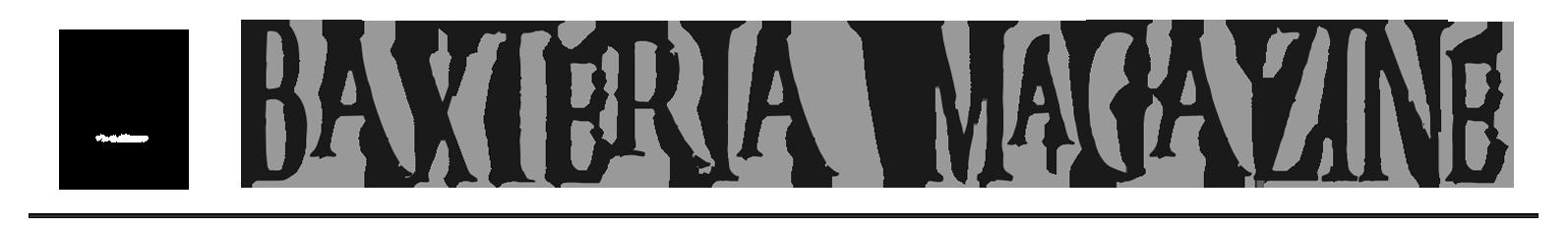 logo_baxteria magazine